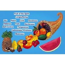 The Fruit of the Spirit (Felt Set)