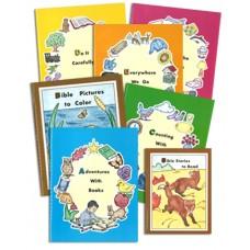 Preschool ABC Series (Set of 7)