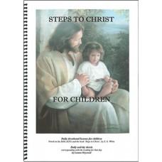Steps to Christ For Children