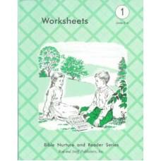 Grade 1 Worksheets Units 2, 3 and 4 (Reader Series)*