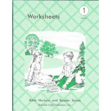 Grade 1 Worksheets Unit 5 (Reader Series)