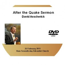 After the Quake Sermon
