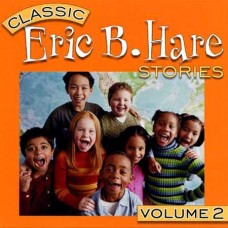 Eric B Hare Stories Vol 2 on CD