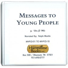 Messages to Young People CD