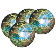Origins: The First week in Time DVD Series