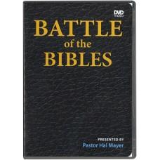 Battle of the Bibles DVD