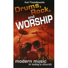 Drums Rock and Worship
