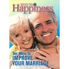 Keys To Happiness - Ten Ways To Improve Your Marriage