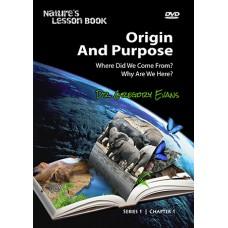 Nature's Lesson Book - Origin and Purpose (Chapter 1)