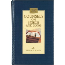 Counsels on Speech and Song (Hardback)