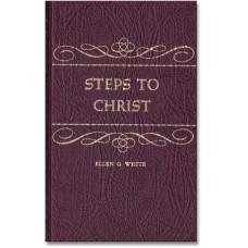 Steps to Christ (Hardback)
