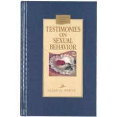 Testimonies on Sexual Behavior (Hardback)