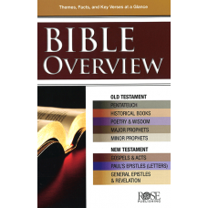 Bible Overview (Pamphlet)