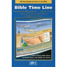 Bible Time Line (Pamphlet)