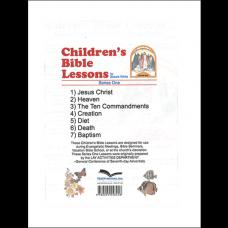 Children's Bible Lessons 1