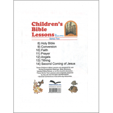 Children's Bible Lessons 2