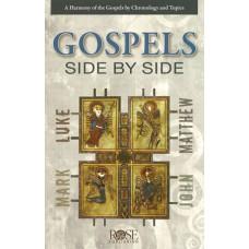 Gospels Side By Side (Pamphlet)