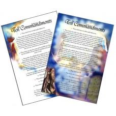 Ten Commandments A3